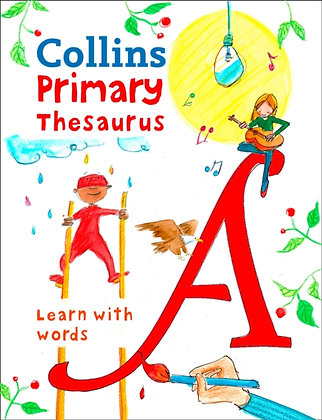 Collins Primary Thesaurus : Learn with Words