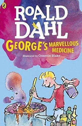 George's Marvellous Medicine  b/w