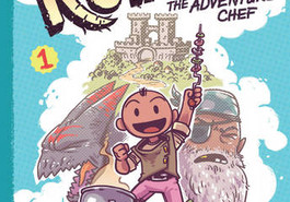 Rutabaga the Adventure Chef by Eric Collosal