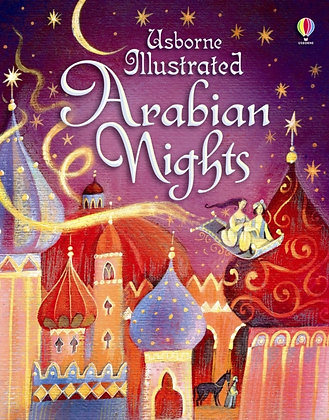 Usborne Illustrated Arabian Nights