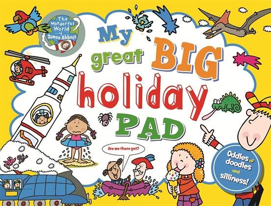 My Great Big Holiday Pad