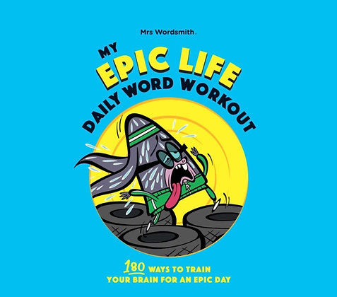 My Epic Life - Daily Word Workout : Daily Word Workout