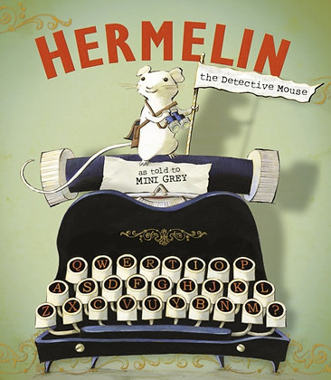 Hermelin : The Detective Mouse