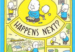 What Happens Next? by Shinsuke Yoshitake