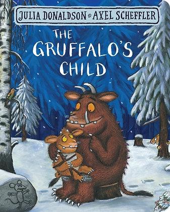 The Gruffalo's Child Board Book