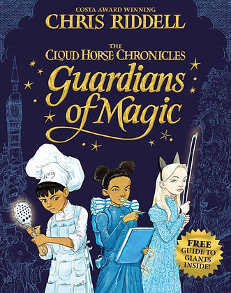 The Cloud Horse Chronicles: Guardians of Magic