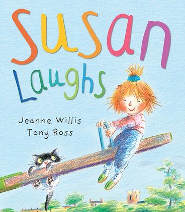 Susan Laughs