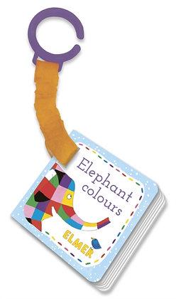 Elmer: Elephant Colours : buggy book