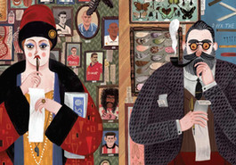 The Liszts by Kyo Maclear & Júlia Sardà