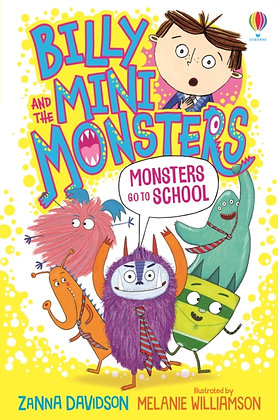 Billy and the Mini Monsters: Monsters go to School
