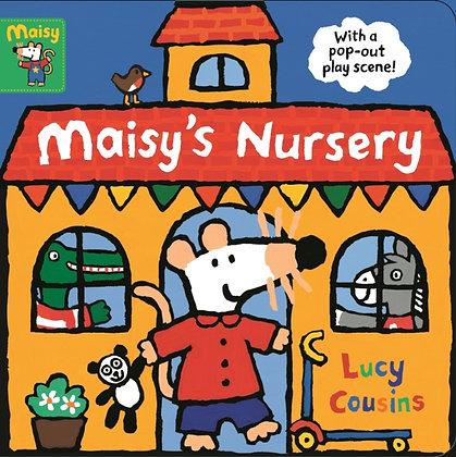 Maisy's Nursery : With a pop-out play scene