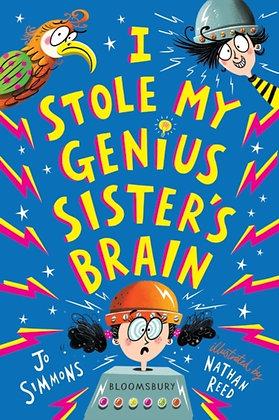 I Stole My Genius Sister's Brain