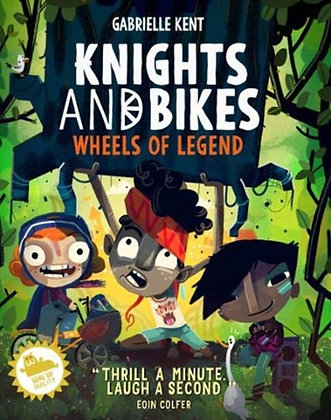 Knights and Bikes: Wheels of Legend : 3