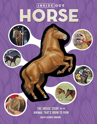 Inside Out Horse : The Inside Story on the Animal That's Born to Run!