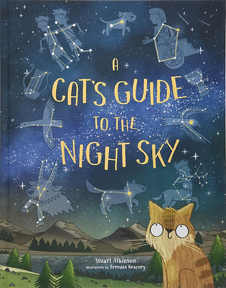 A Cat's Guide to the Night's Sky