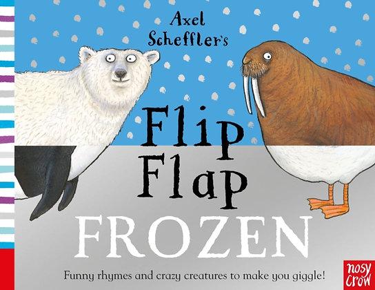 Axel Scheffler's Flip Flap Frozen