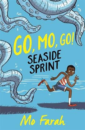 Go Mo Go: Seaside Sprint! : Book 3