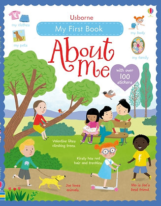 My First Book About Me
