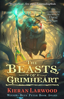 The Beasts of Grimheart