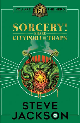 Sorcery! Cityport of Traps
