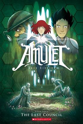Amulet 4 LAST COUNCIL