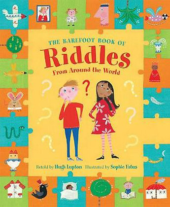 The Barefoot Book of Riddles