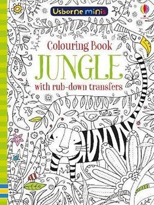 Jungle Colouring Mini