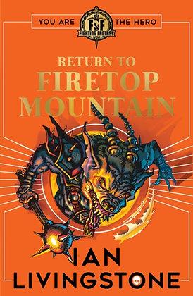 Fighting Fantasy: Return to Firetop Mountain