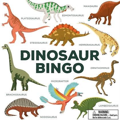Dinosaur Bingo