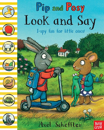 Pip and Posy: Look and Say