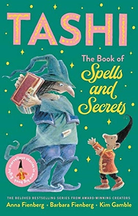 The Book of Spells and Secrets: Tashi Collection 4 : 4