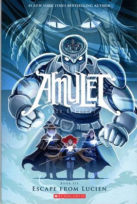 Amulet 6 Escape From Lucien