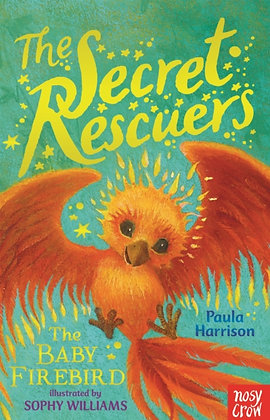The Secret Rescuers: The Baby Firebird