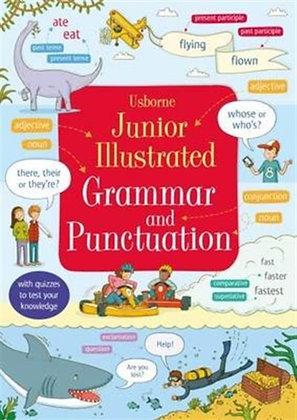 Junior Illustrated Grammar and Punctuation