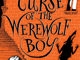 Curse of the Werewolf Boy by Chris Priestley