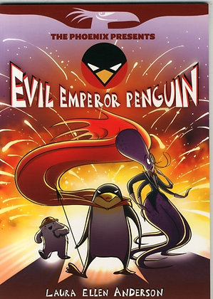 Evil Emperor Penguin : Book 1