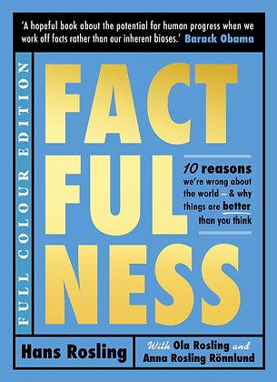 Factfulness (illustrated edition)