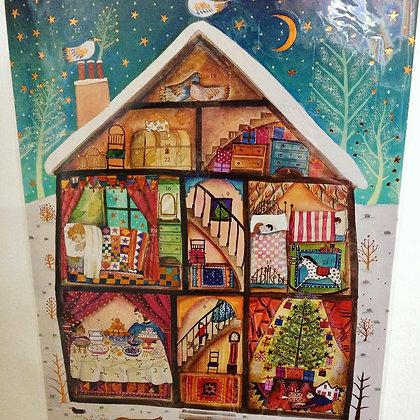 Christmas House advent