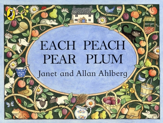Each Peach Pear Plum pb