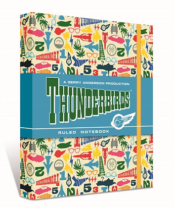 Thunderbirds: Iconic Notebook