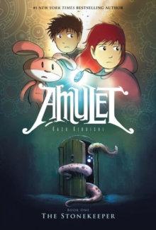 Amulet 1 Stonekeeper