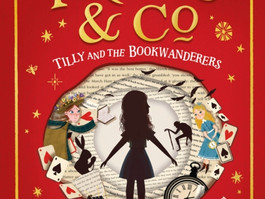 Pages & Co.: Tilly and the Bookwanderers by Anna James
