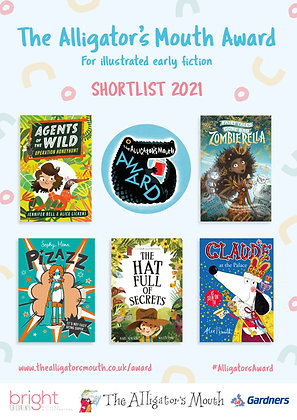 Alligator's Mouth Award Shortlist 2021