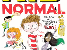 Kid Normal by Greg James and Chris Smith