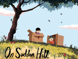 On Sudden Hill by Linda Sarah & Benji Davies