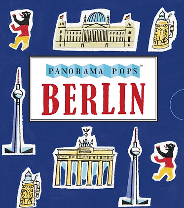 Berlin: A Three-dimensional Expanding City Skyline
