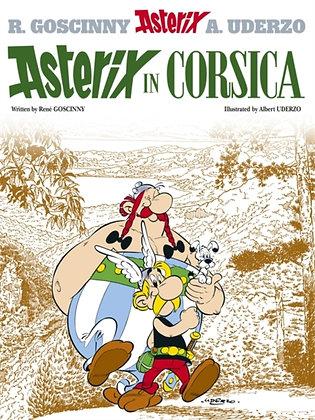Asterix: Asterix in Corsica : Album 20