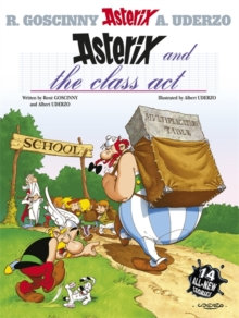 Asterix & the Class Act