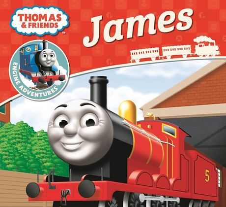 Thomas & Friends: James