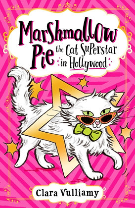 Marshmallow Pie The Cat Superstar in Hollywood : 3